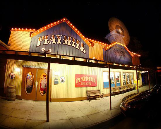 Playmill Theatre West Yellowstone Mt On Tripadvisor Hours Address Top Rated Theater Reviews
