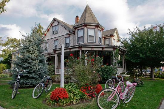Ruby&#39;s Cove Bed and Breakfast: Ruby&#39;s Cove Free Bikes