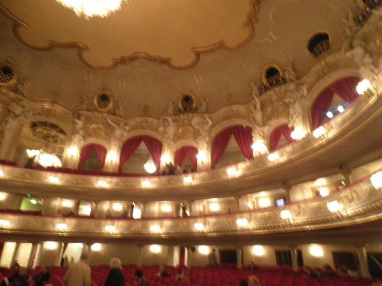 Swissotel Berlin: Inside Komische Oper - nothing to do with hotel!
