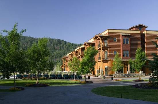 Teton Springs Lodge and Spa: Teton Springs Lodge