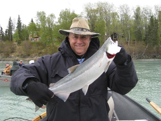 Crooked Creek Retreat: King Salmon on the Kasilof