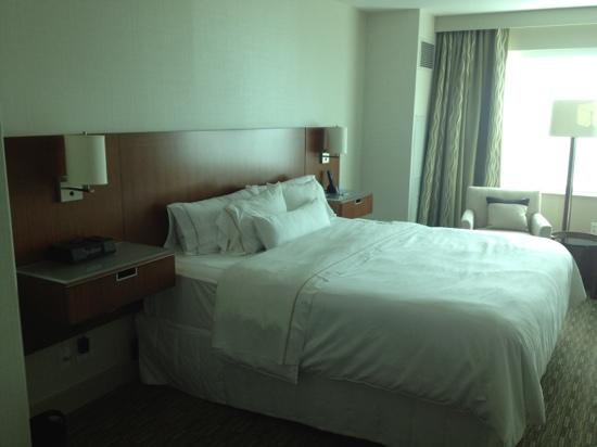 The Westin Houston Memorial City: Bed