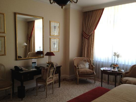 Baur au Lac: Our Room