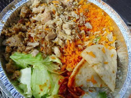My Favorite Street Food In NYC Picture Of 53rd 6th Halal New York C