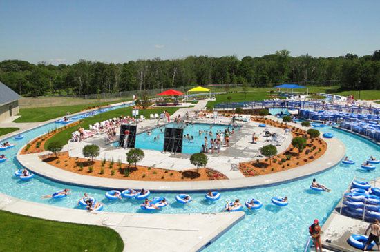 Bunker Beach Waterpark Coon Rapids Picture Of