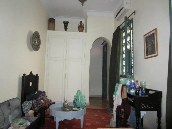 Dar Limoun: Our room