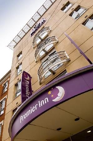 ‪Premier Inn Nottingham City Centre - Goldsmith St‬