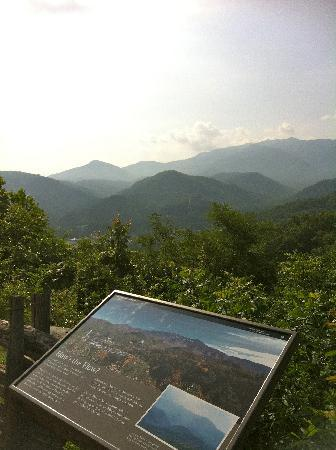 Gatlinburg Scenic Overlook