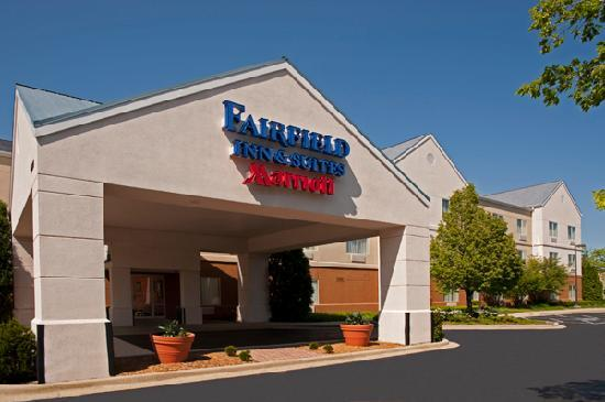 ‪Fairfield Inn & Suites Chicago Naperville‬