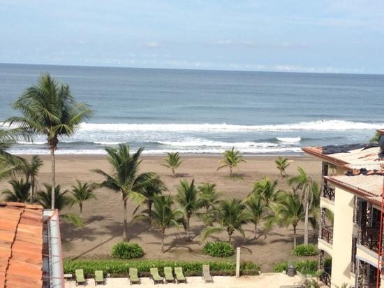 Daystar Bahia Encantada: view from the balcony.