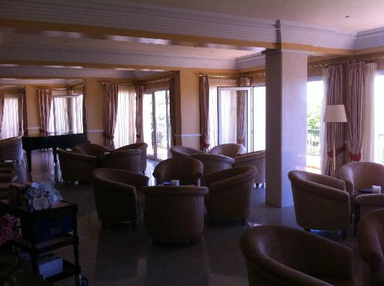 Ria Park Hotel & Spa: Bar Area