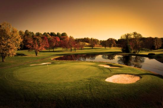 Turf Valley Resort and Conference Center: Golf Original Course