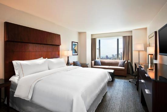 The Westin New York Grand Central: Guest room