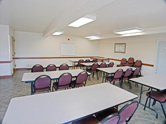 BEST WESTERN San Mateo/Los Prados Inn: Meeting  Room