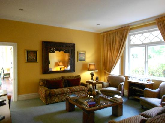 Summerwood Guest House: Common area
