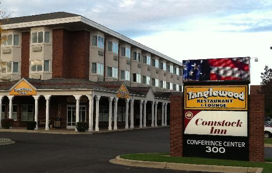 Photo of The Comstock Inn & Conference Center Owosso