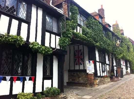 Photo of The Mermaid Inn Rye