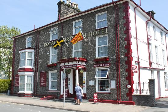Photo of Royal Sportsman Hotel Porthmadog