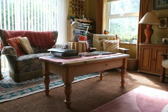 Gormagh B&amp;B: Sitting room