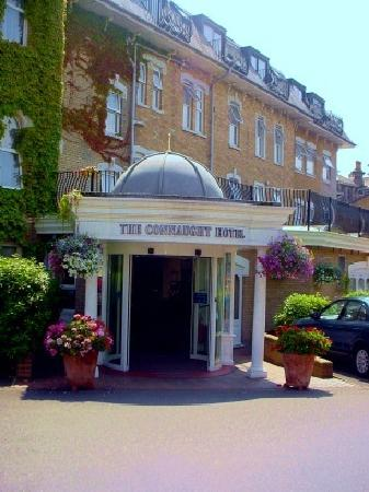 BEST WESTERN, The Connaught Hotel