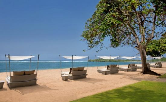 The Westin Resort Nusa Dua, Bali: Tranquil Beach