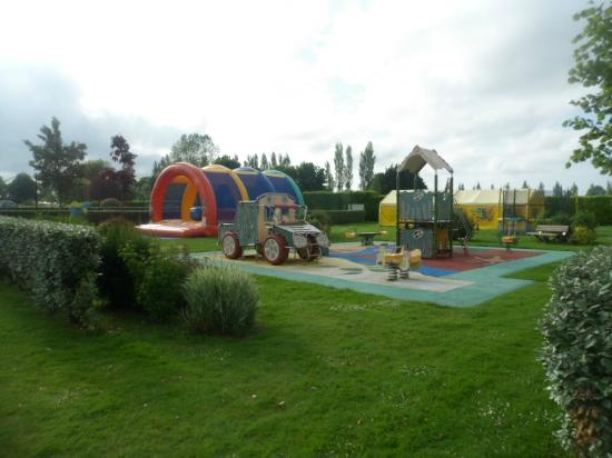 Camping Haliotis: Playpark