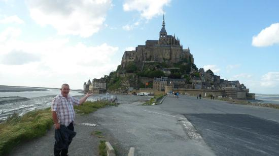 Camping Haliotis: Mont Saint Michel