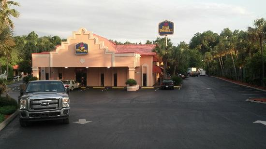 BEST WESTERN Lake City Inn: hotel