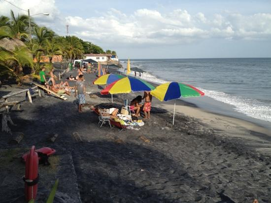 San Carlos, Panama: palmar beach