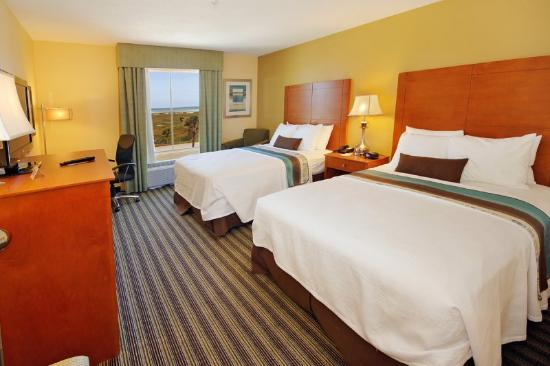 BEST WESTERN PLUS Seawall Inn & Suites by the Beach: Guest Room