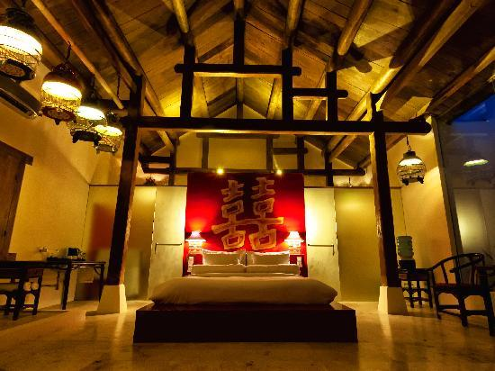 Shikumen Suite Seminyak: Romantic Shikumen Suite can be booked seperately