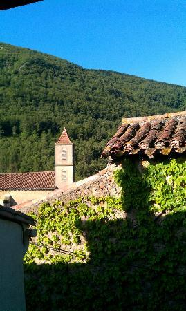 Sougraigne, Francja: View from our room