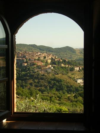 Agriturismo Castagnatello: Room with a view...
