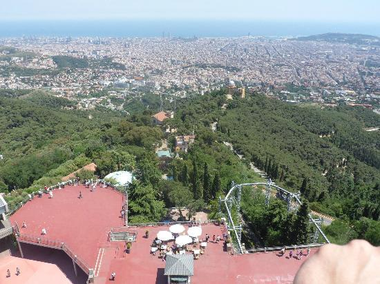 Photos of Tibidabo Mountain, Barcelona