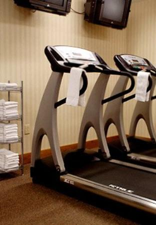 Fairfield Inn Binghamton: Fitness Center