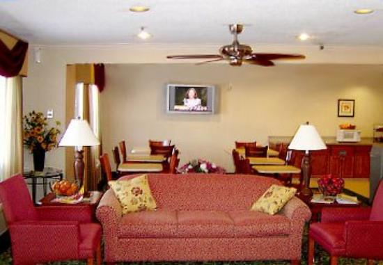 Fairfield Inn Danville: Lobby