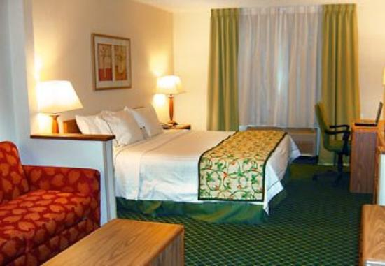 Fairfield Inn Danville: Executive King Suite