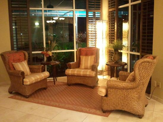 Apollo Condominiums: Lobby Furniture
