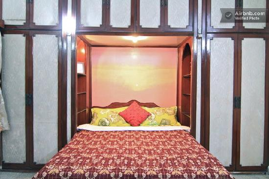 Bed and Breakfast New Delhi: Family Room