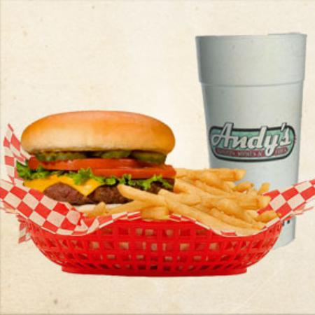 Andy 39 s burgers and shakes shallotte menu prices for Andy s chinese cuisine