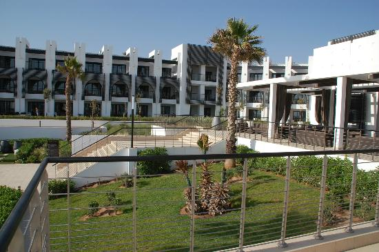 Sofitel Agadir Thalassa Sea & Spa: Hotel & Grounds