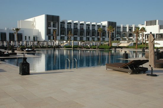 Sofitel Agadir Thalassa Sea & Spa: Pool Area