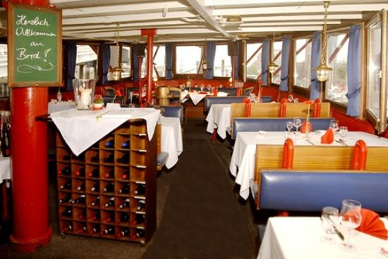Feuerschiff hamburg neustadt restaurant bewertungen for Stylische hotels hamburg