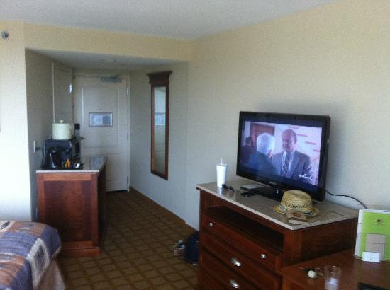 Doubletree Hotel Jefferson City: TV