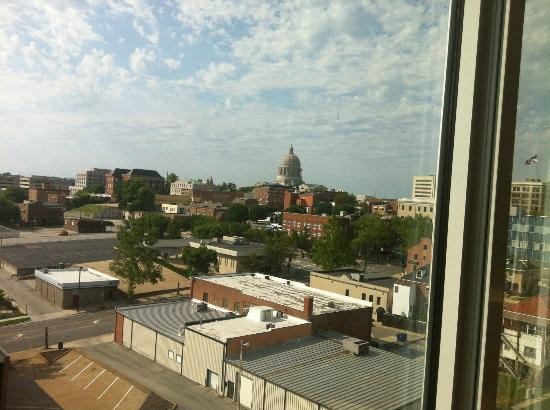 Doubletree Hotel Jefferson City: View of Capital