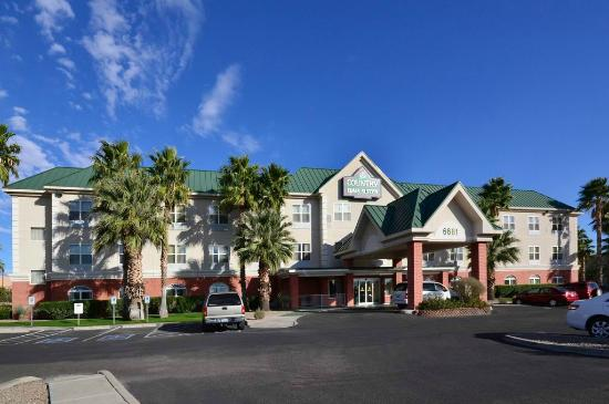 Country Inn &amp; Suites By Carlson, Tucson Airport : Exterior 