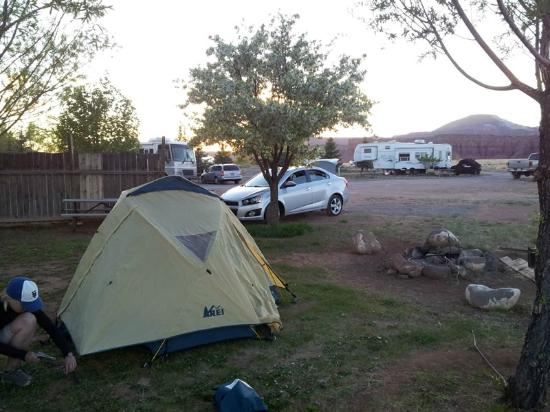 Sandcreek RV Park