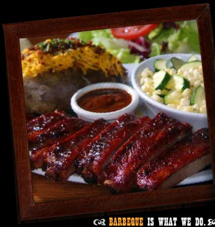 Restaurant on Back Forty Texas Bbq Restaurant  Roseville   Restaurant Reviews