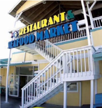 Beachside seafood market and restaurant jacksonville for Fish market jacksonville fl