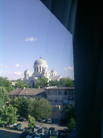 Park Inn Kaunas: nice view from my room